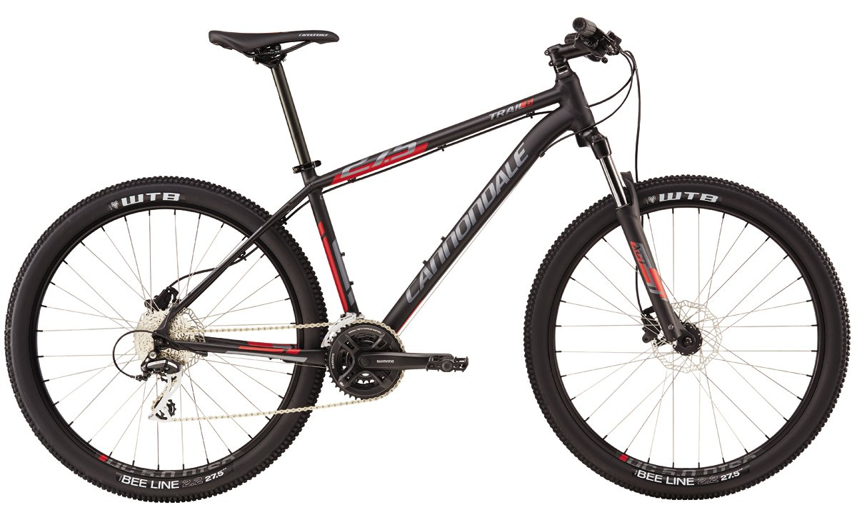 "Cannondale TRAIL 27,5"" 6 L 2016"