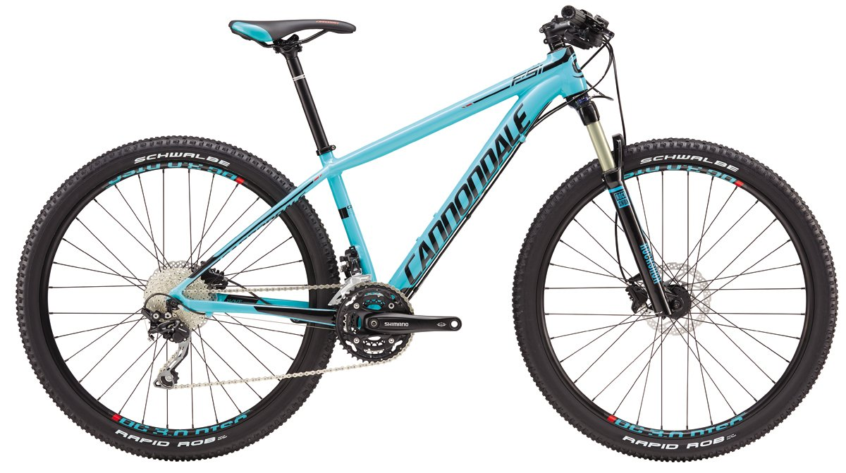 Cannondale F-SI 27,5 WOMEN´S 2 XS 2016