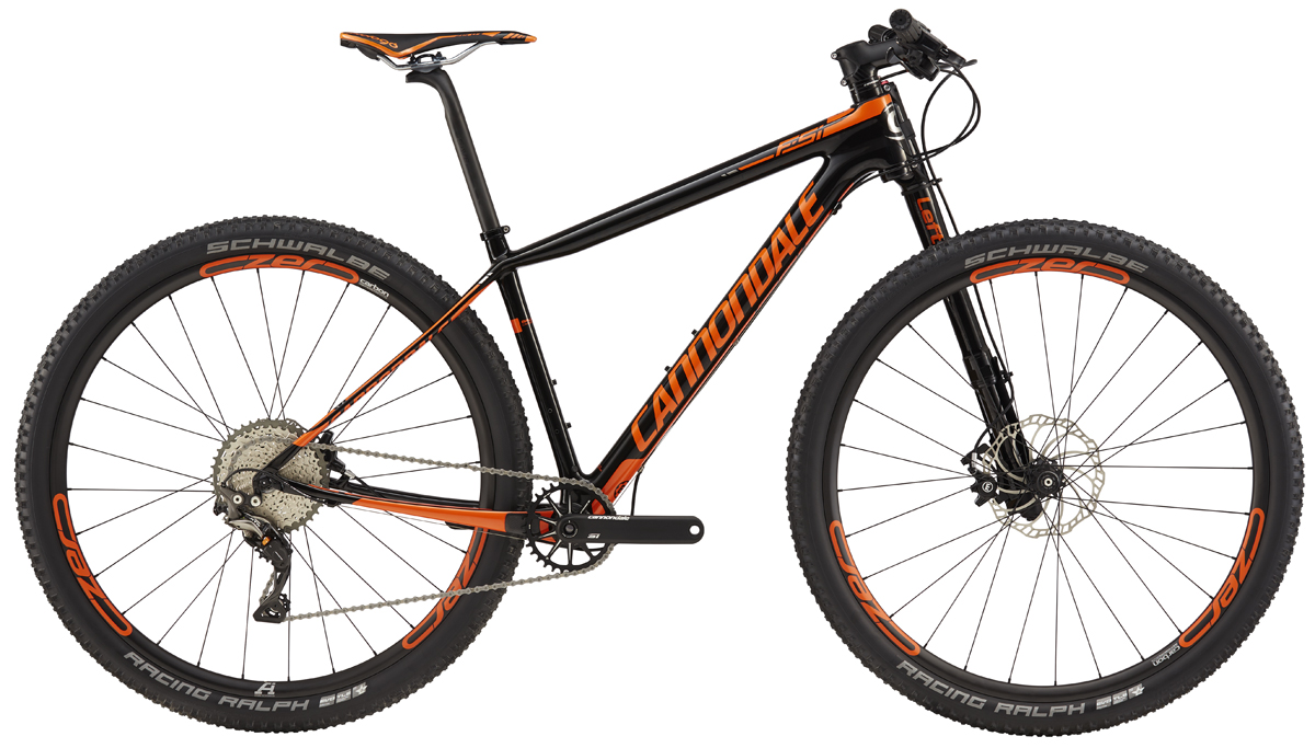 "Cannondale F-SI 29"" CARBON 2 - ORG S 2017"
