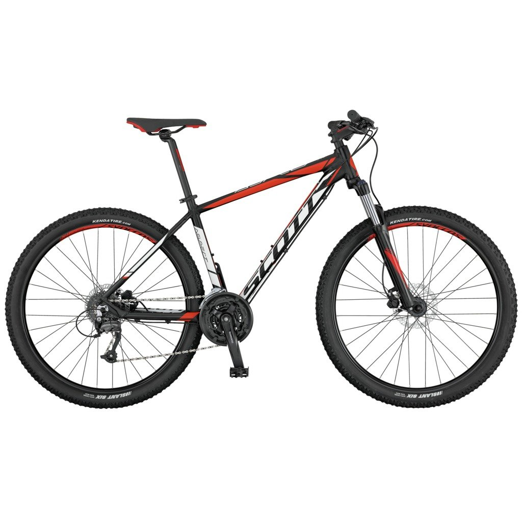 SCOTT Aspect 950 black/white/red S 2017