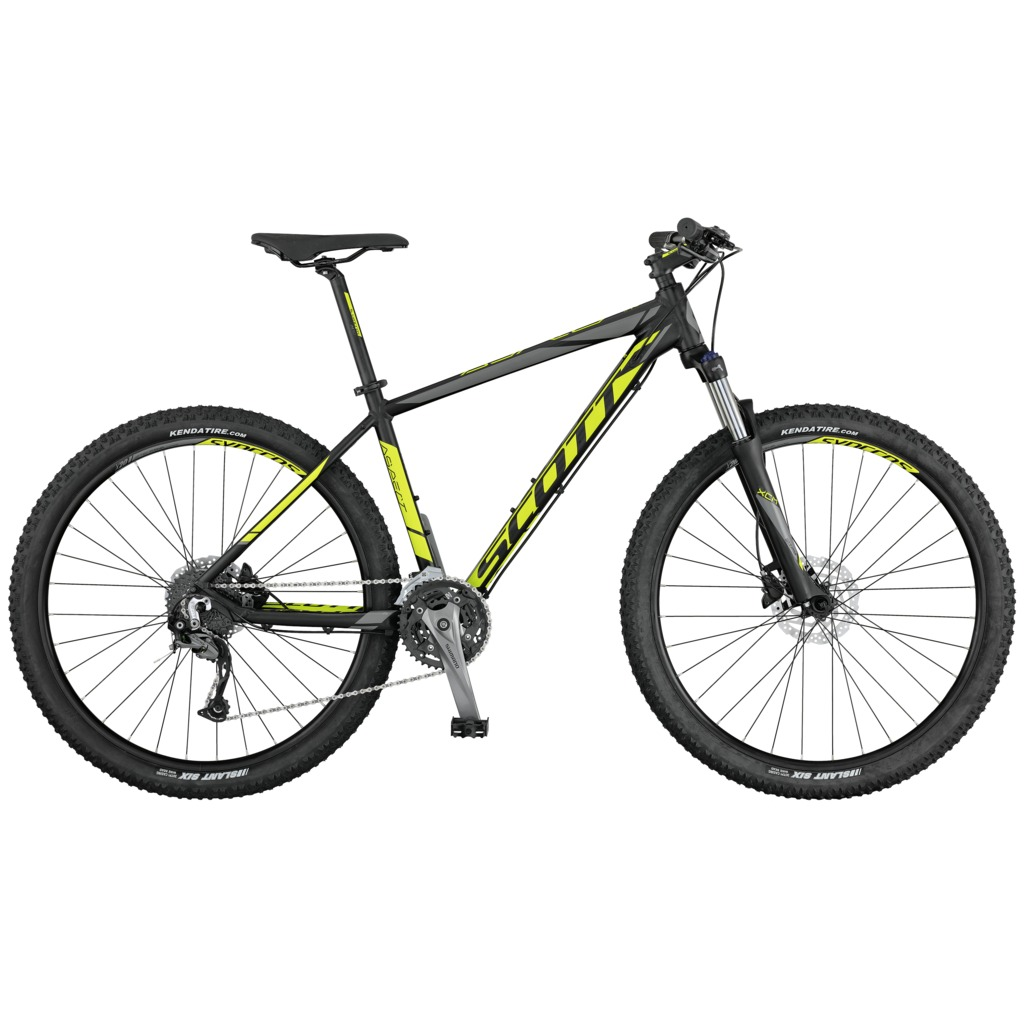 SCOTT Aspect 940 black/yellow/grey S 2017