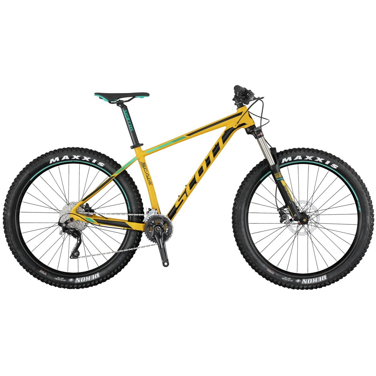 SCOTT Scale 730 Plus L 2017