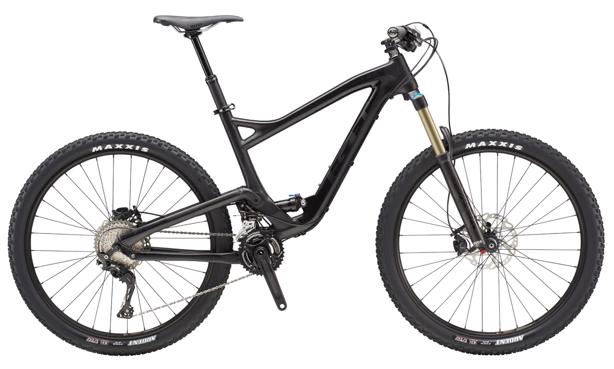 GT SENSOR 27,5 CARBON EXPERT, BLACK XL 2016