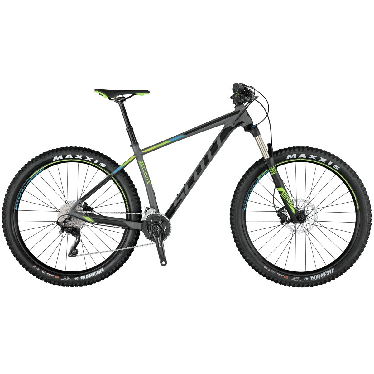 SCOTT Scale 720 Plus L 2017