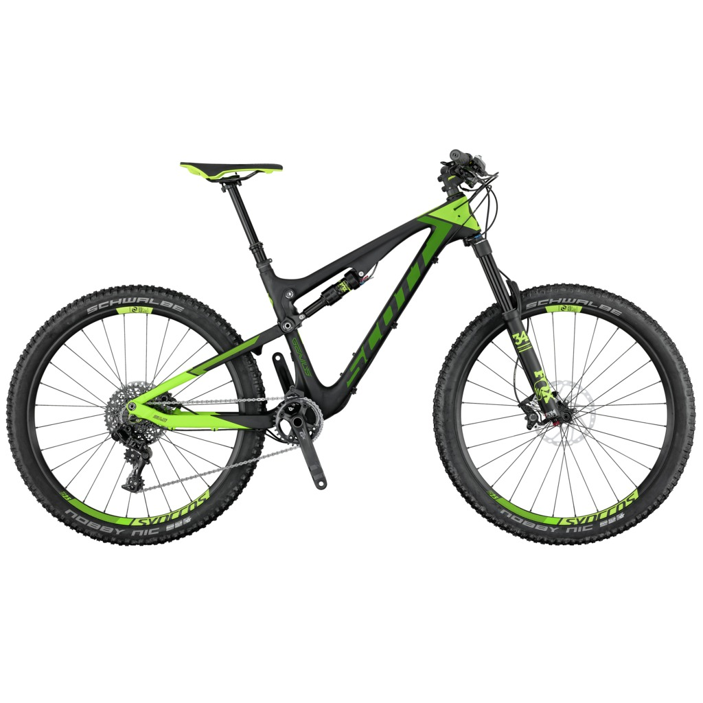SCOTT Genius 720 XL 2017
