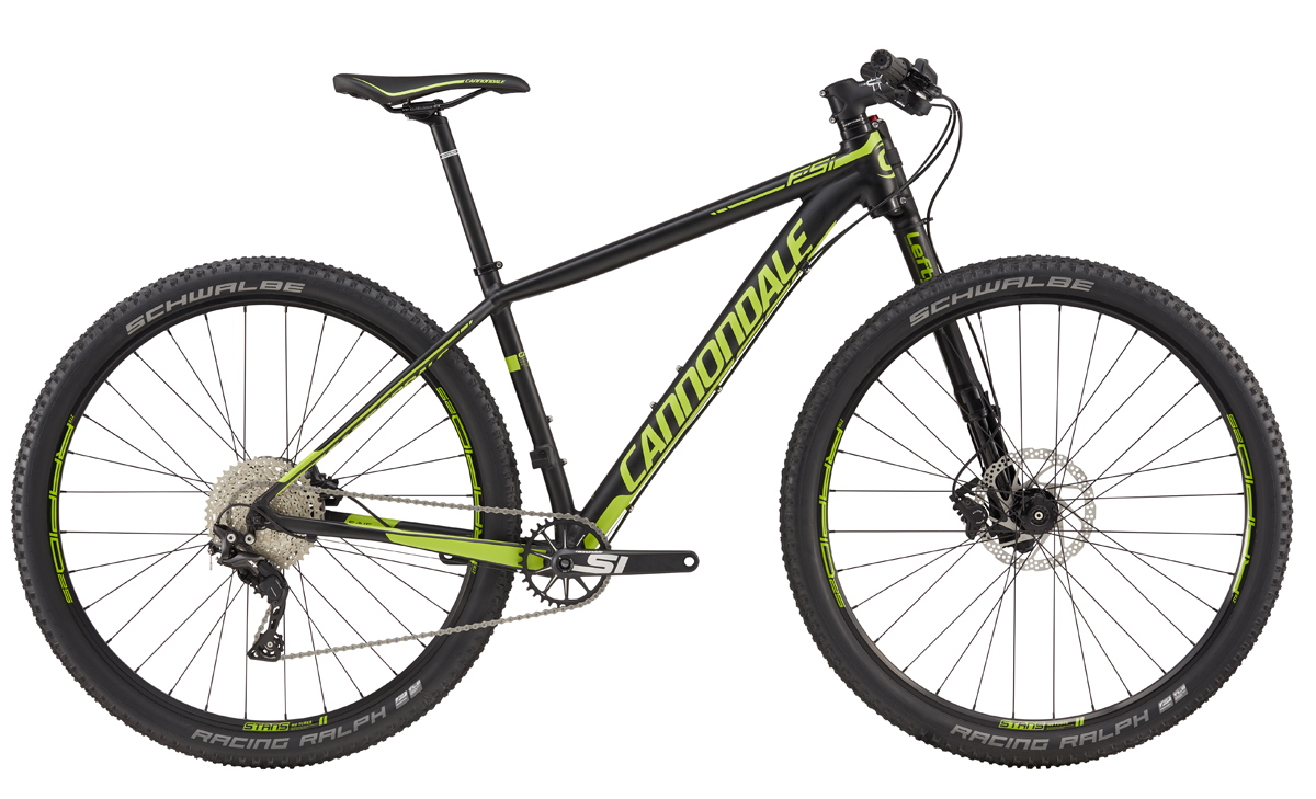 "Cannondale F-Si 29"" 1 S 2017"