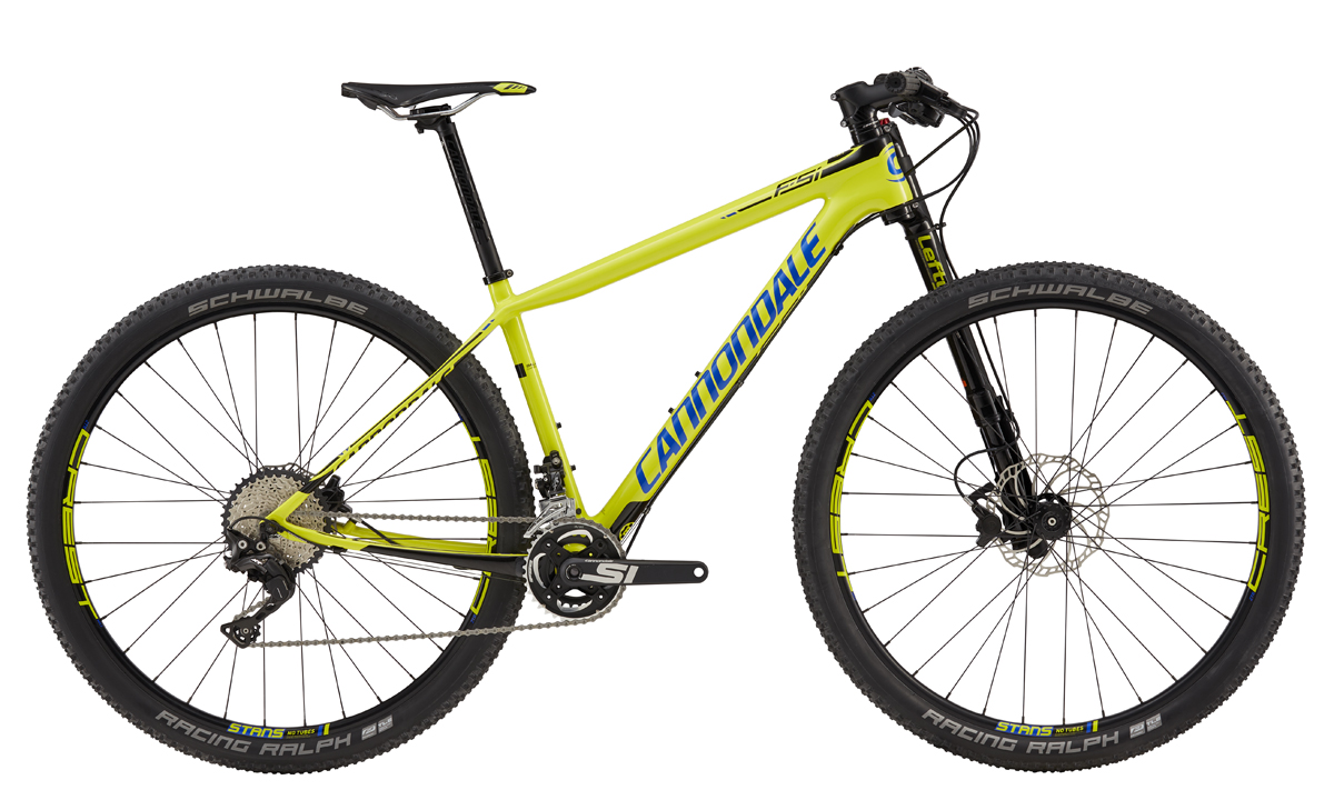"Cannondale F-Si 29"" CARBON 3 S 2017"
