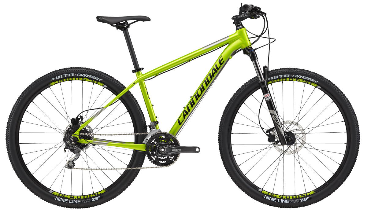 "Cannondale TRAIL 29"" 4 - GREEN M 2017"