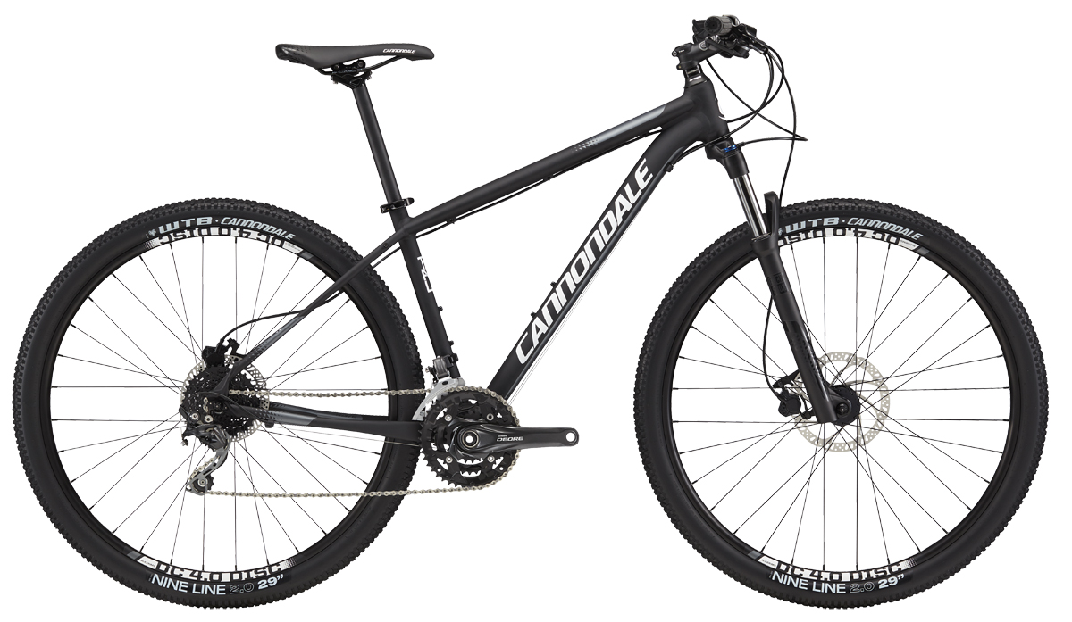 "Cannondale TRAIL 29"" 4 - BLK M 2017"