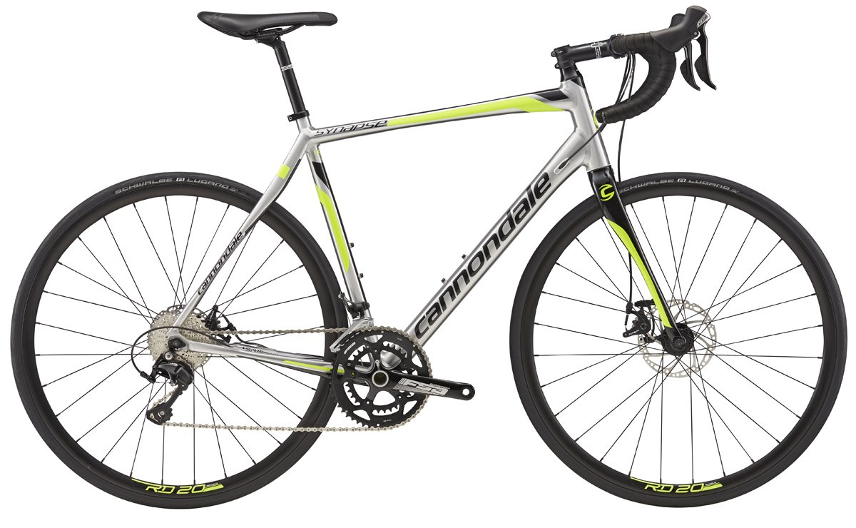 Cannondale SYNAPSE 105 DISC 54 2017