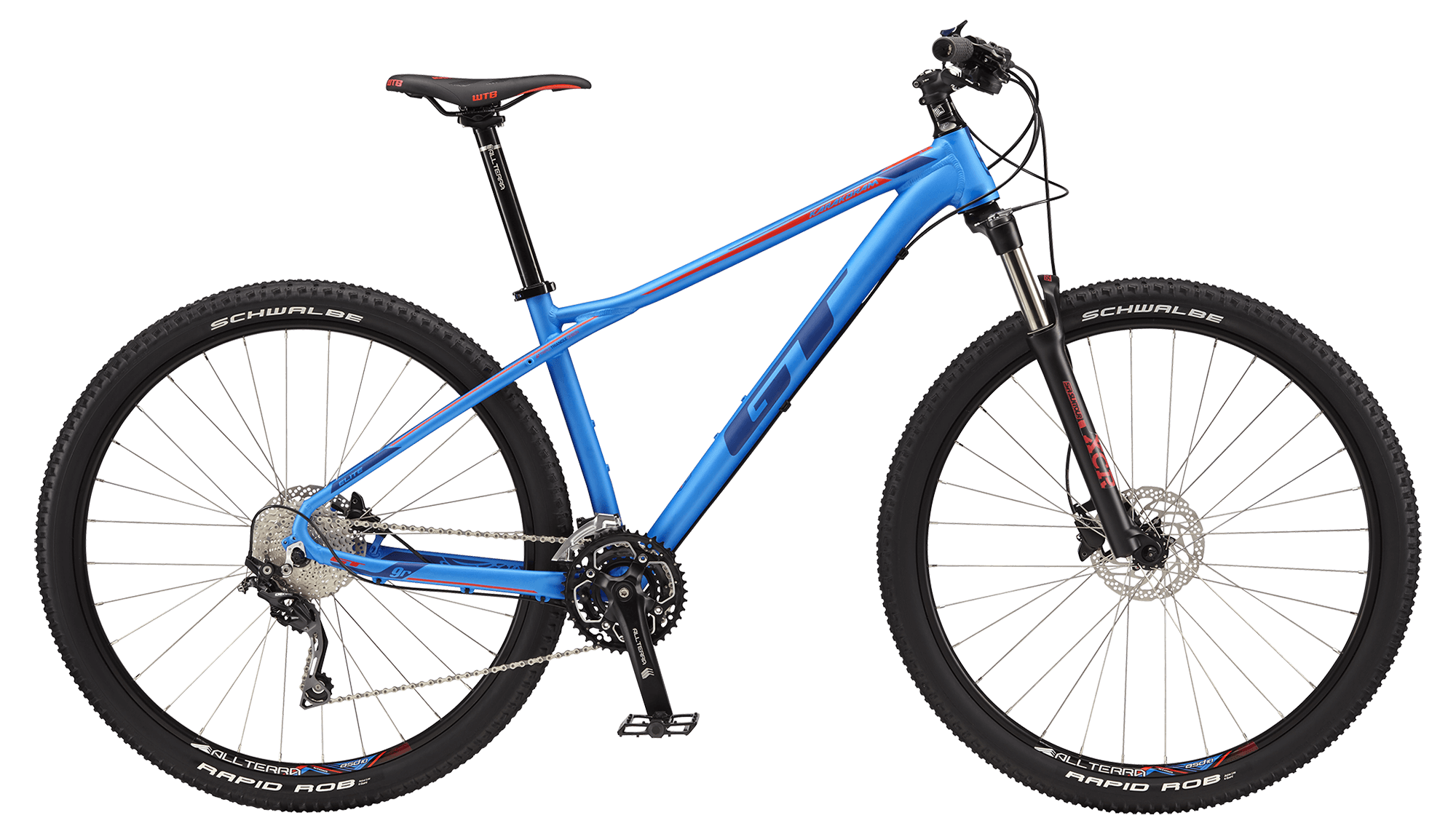 "GT KARAKORAM 29"" ELITE, BLUE/DEEP NAVY L 2017"