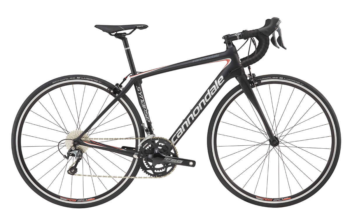 Cannondale SYNAPSE CARBON WOMENS TIAGRA 44 2017