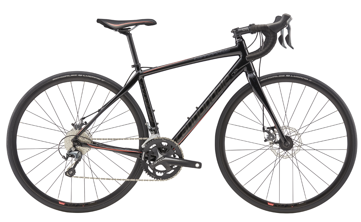 Cannondale SYNAPSE WOMENS TIAGRA DISC 51 2017