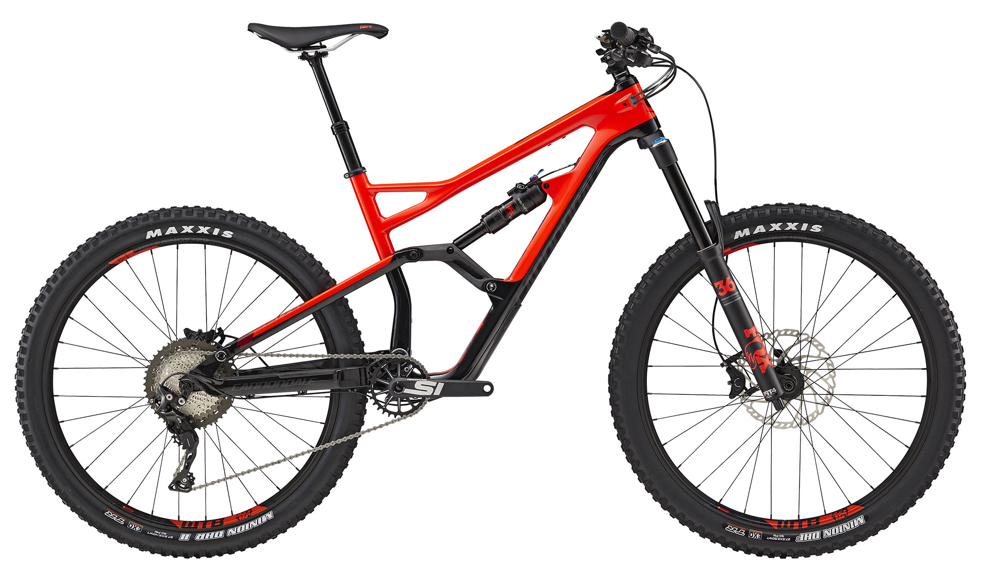 Cannondale JEKYLL CARBON 3 S 2018