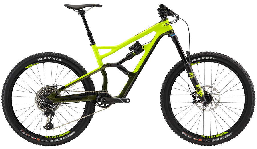 Cannondale JEKYLL CARBON 2 XL 2018