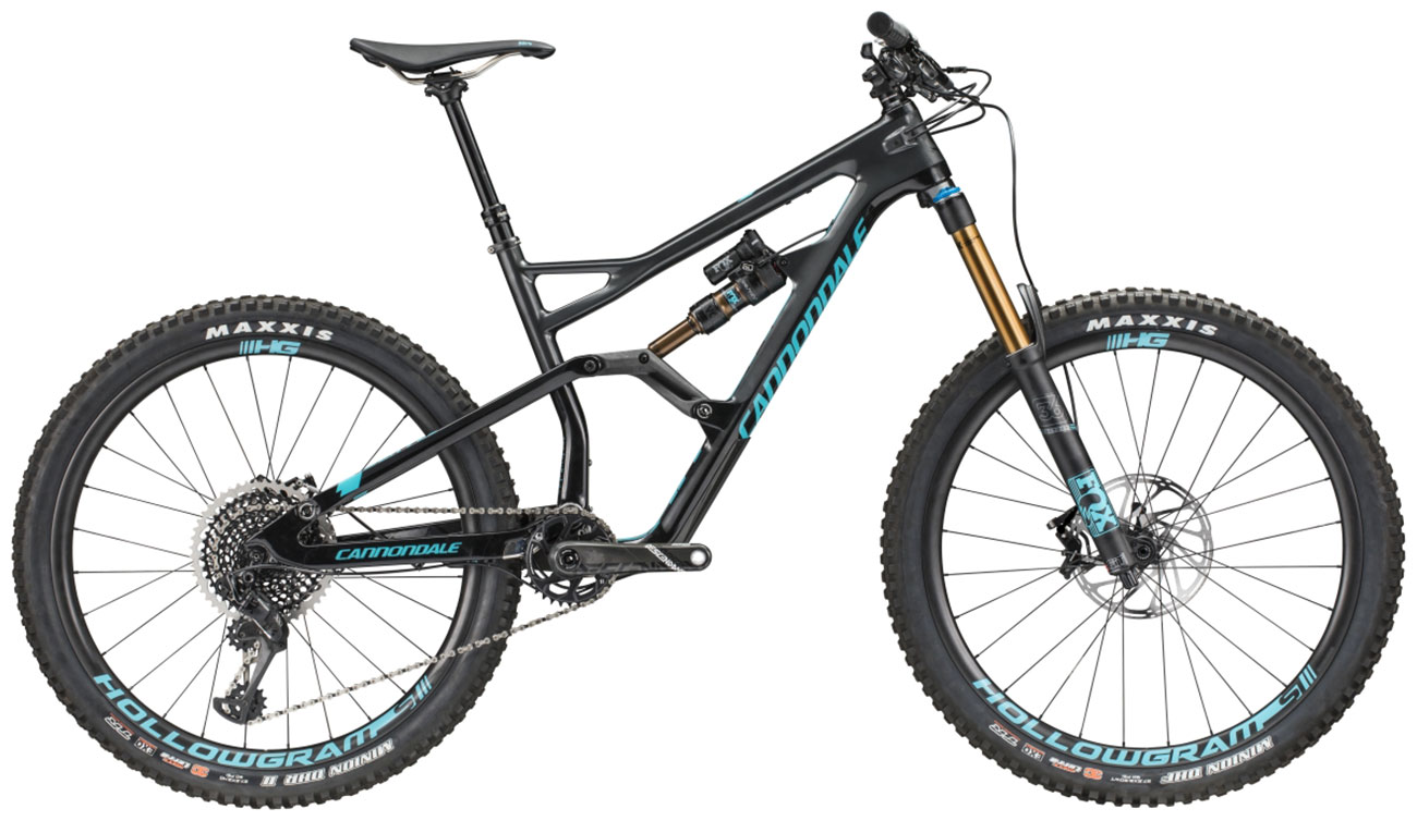 Cannondale JEKYLL CARBON 1 S 2018