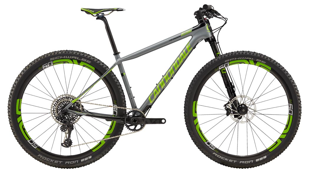 Cannondale F-Si TEAM S 2018