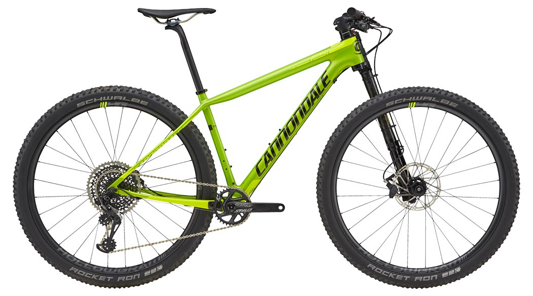 Cannondale F-Si CARBON 2 S 2018