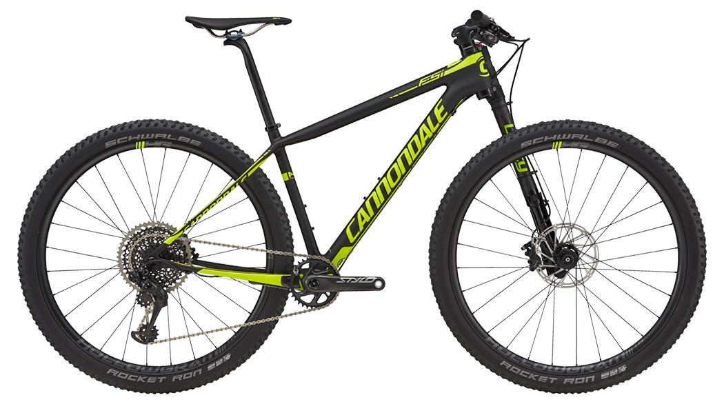 Cannondale F-Si CARBON 1 S 2018