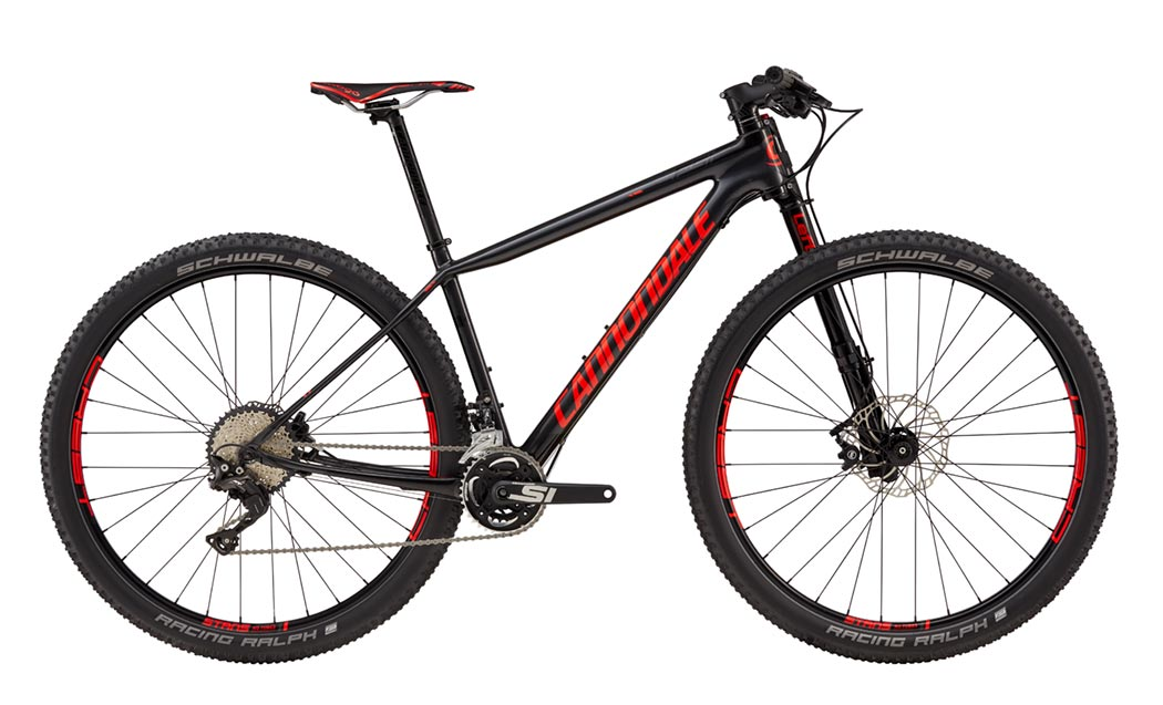 Cannondale F-Si CARBON 3 S 2018
