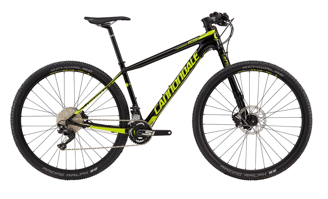 Cannondale F-Si CARBON 4 S 2018