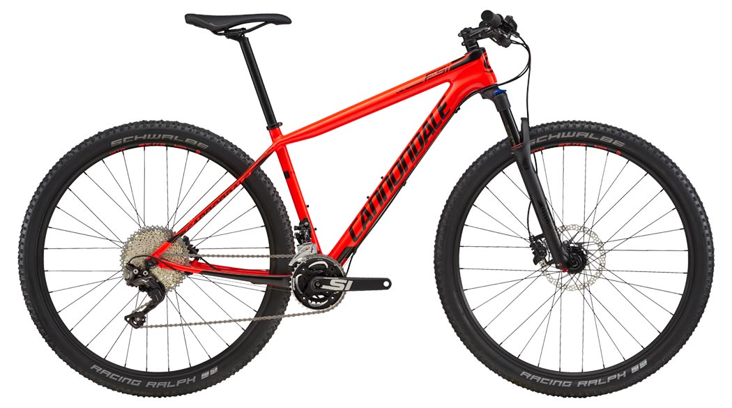 Cannondale F-Si CARBON 5 - ARD S 2018