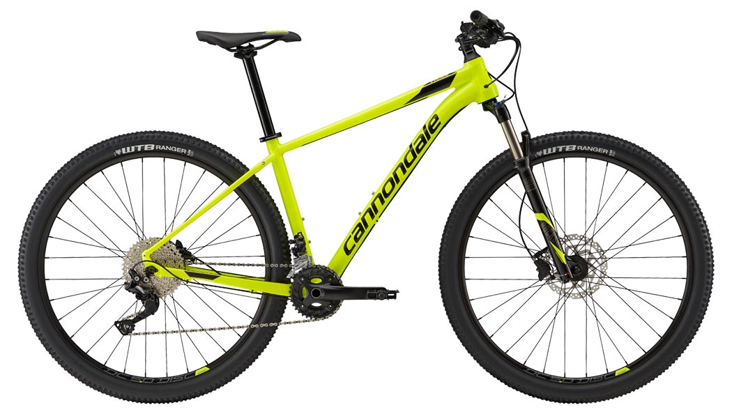 Cannondale TRAIL 4 VLT M 2018