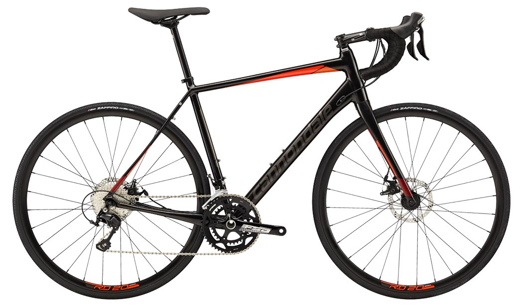 Cannondale Synapse Disc 105 - BBQ 54 2018