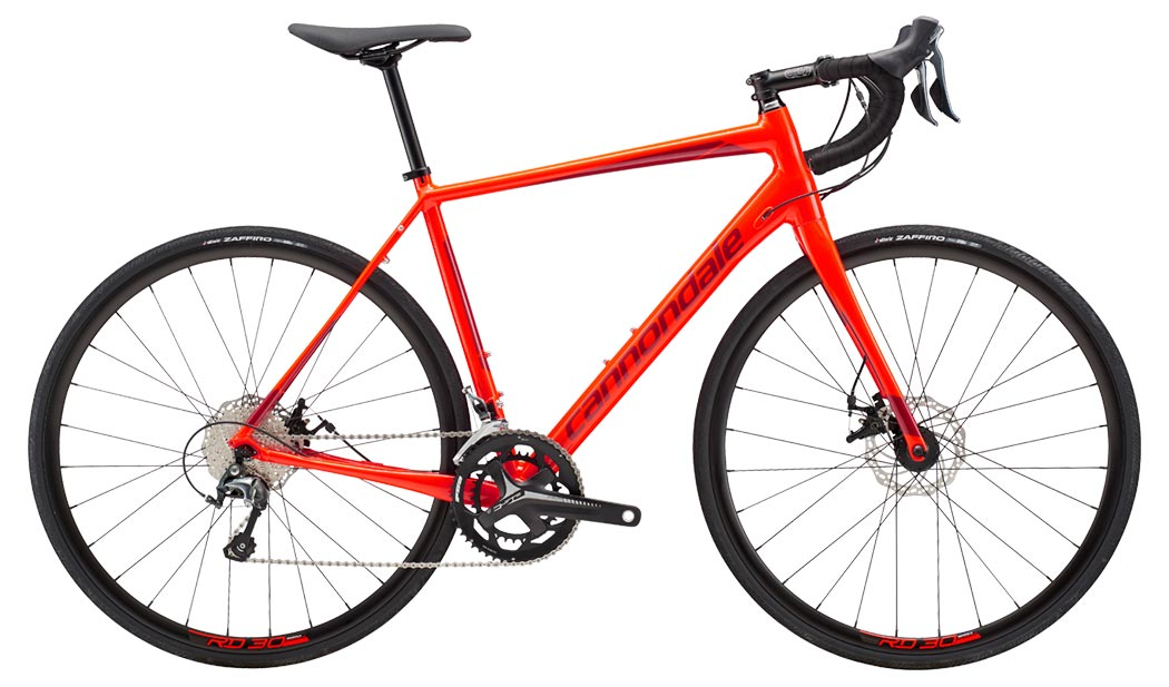 Cannondale Synapse Disc Tiagra - ARD 54 2018