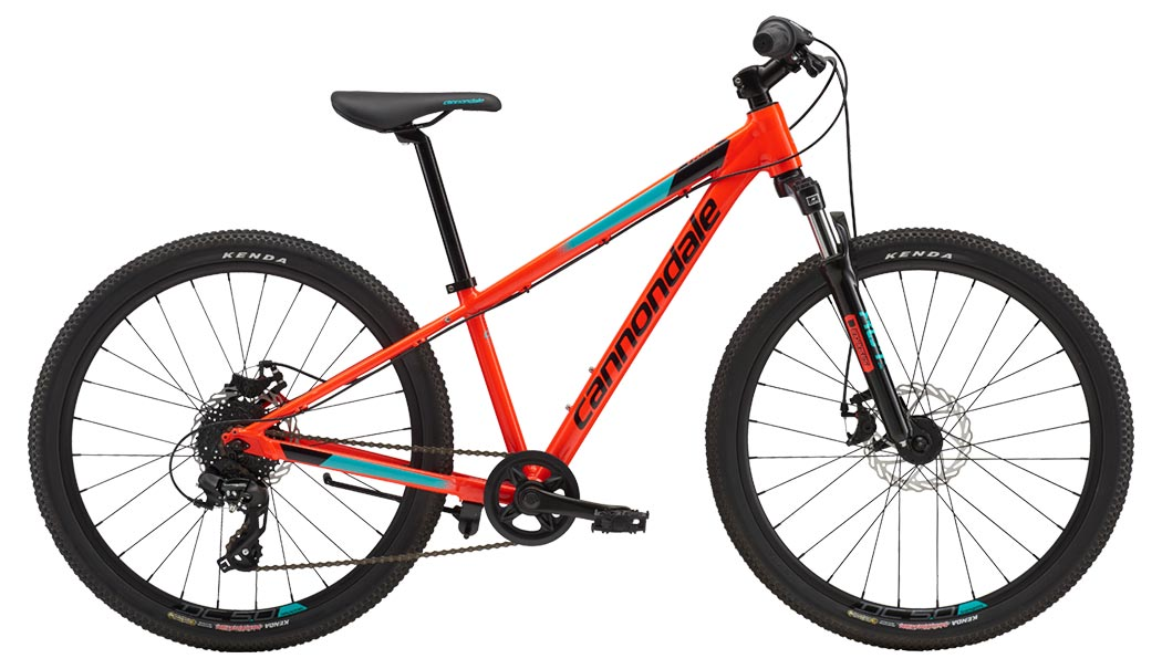 "Cannondale Trail 24"" Boys 2018"