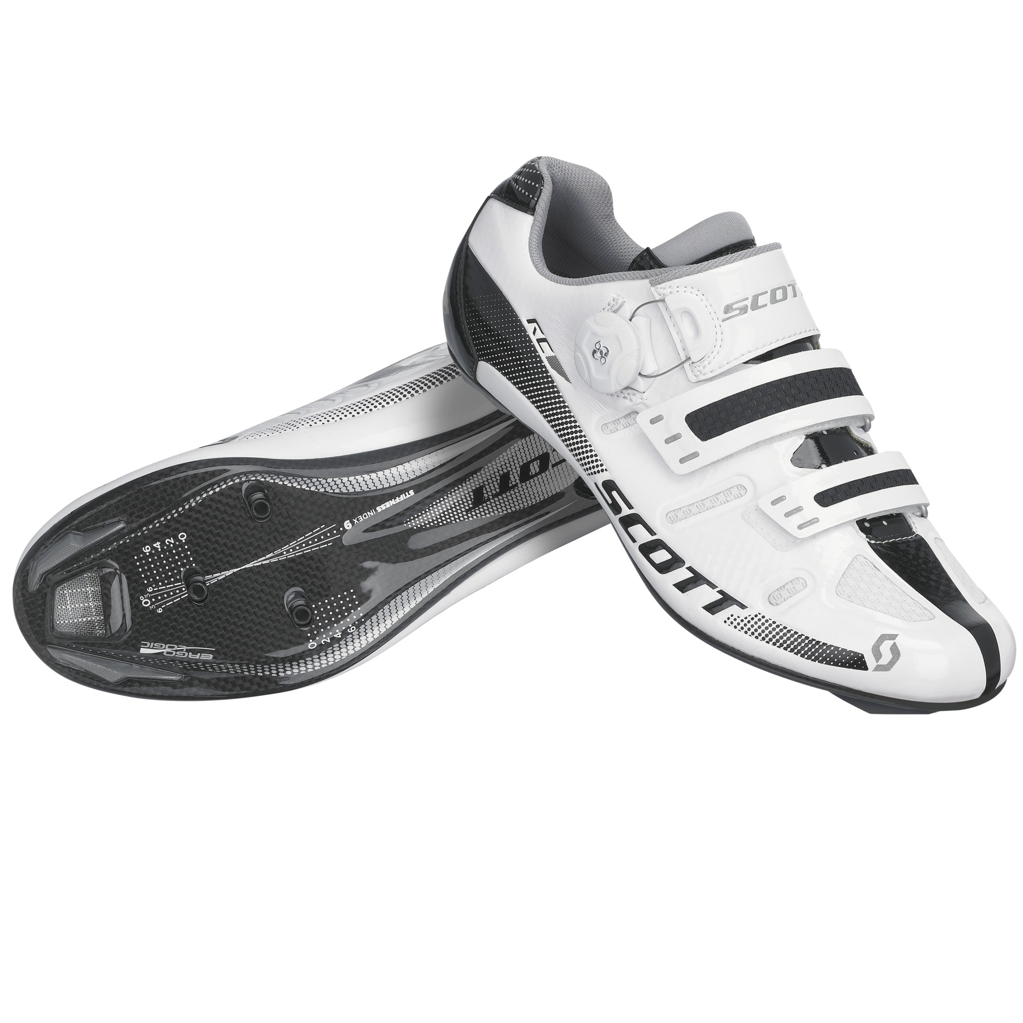 SCOTT Tretry Road RC Lady white/black gloss 41 2015