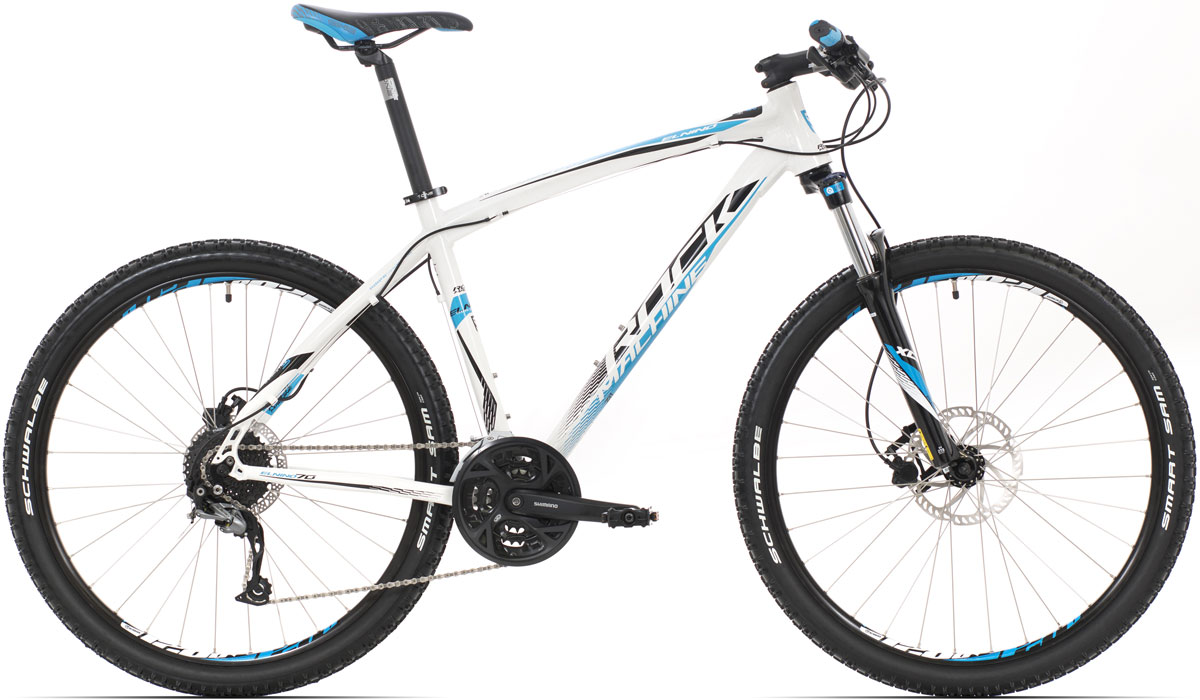 "ROCK MACHINE El Nino 70 (black/blue) white 21"" 2015"