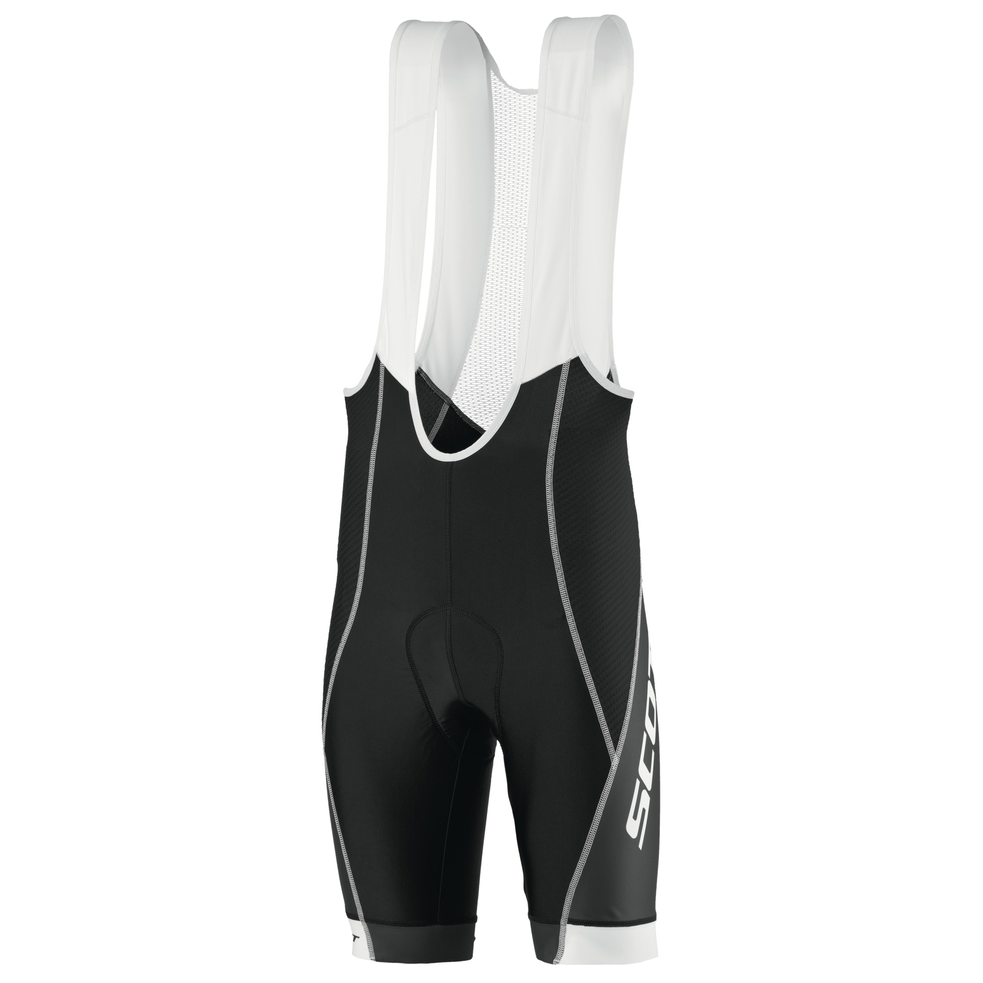 SCOTT Bibshorts Endurance 10 black/white M 2015