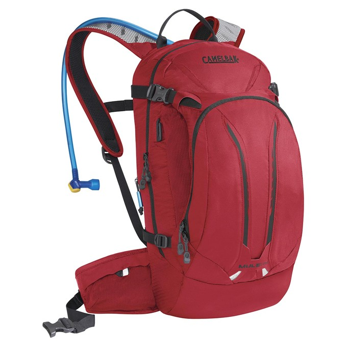 CAMELBAK Mule NV barbados cherry/charcoal 3l
