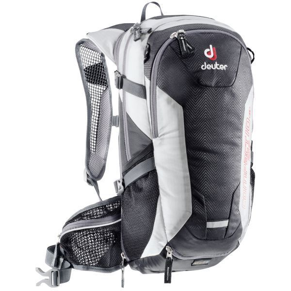 Deuter batoh compact exp 10 sl black-white