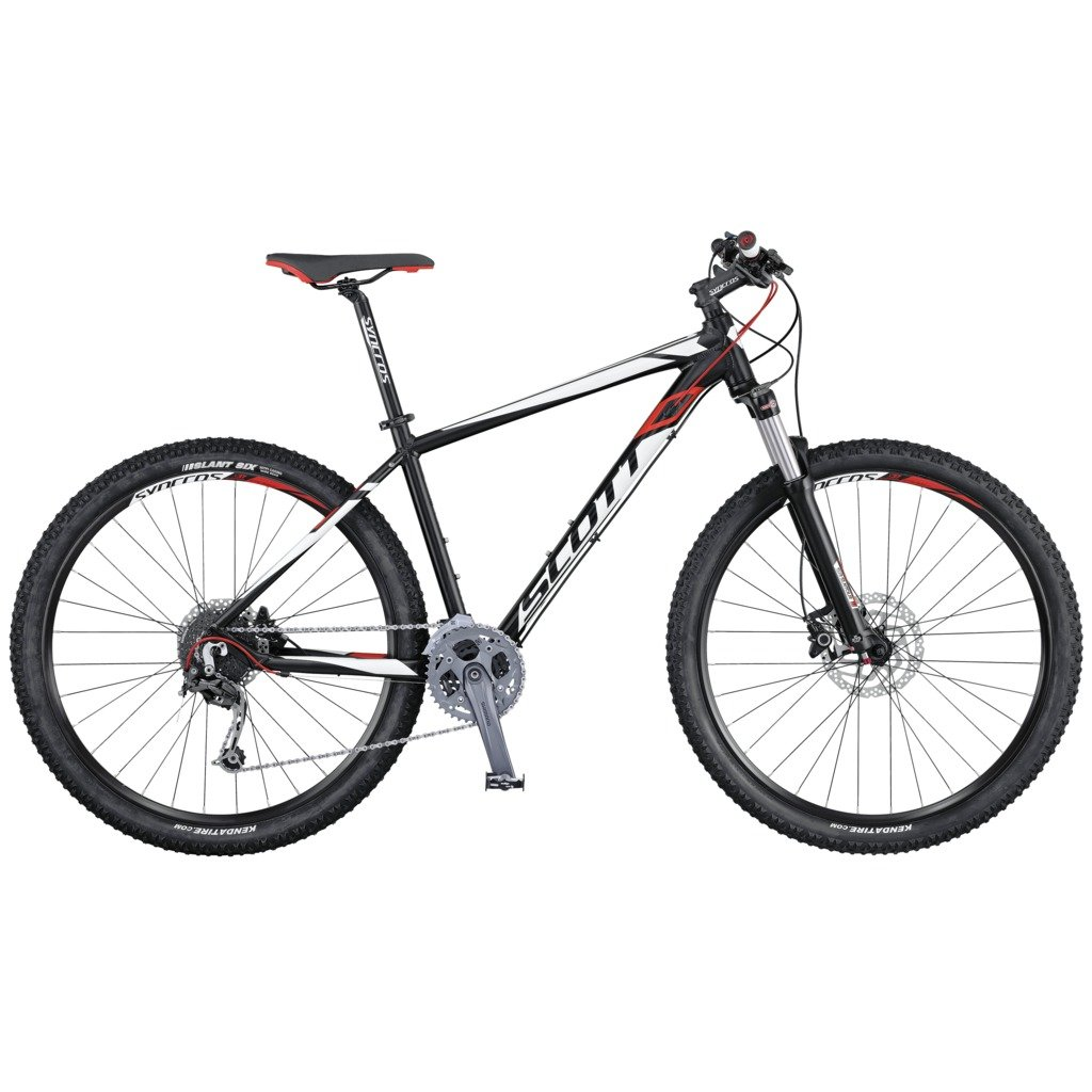 SCOTT Aspect 730 black/white/red XS 2016