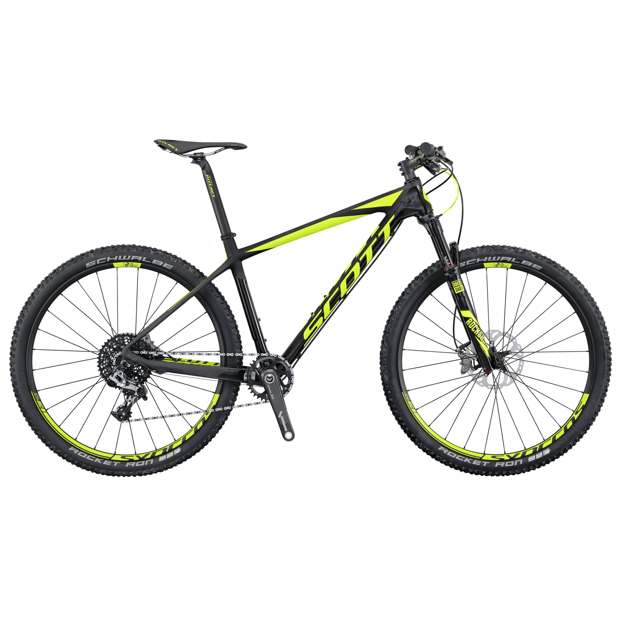 SCOTT Scale 700 RC L 2016