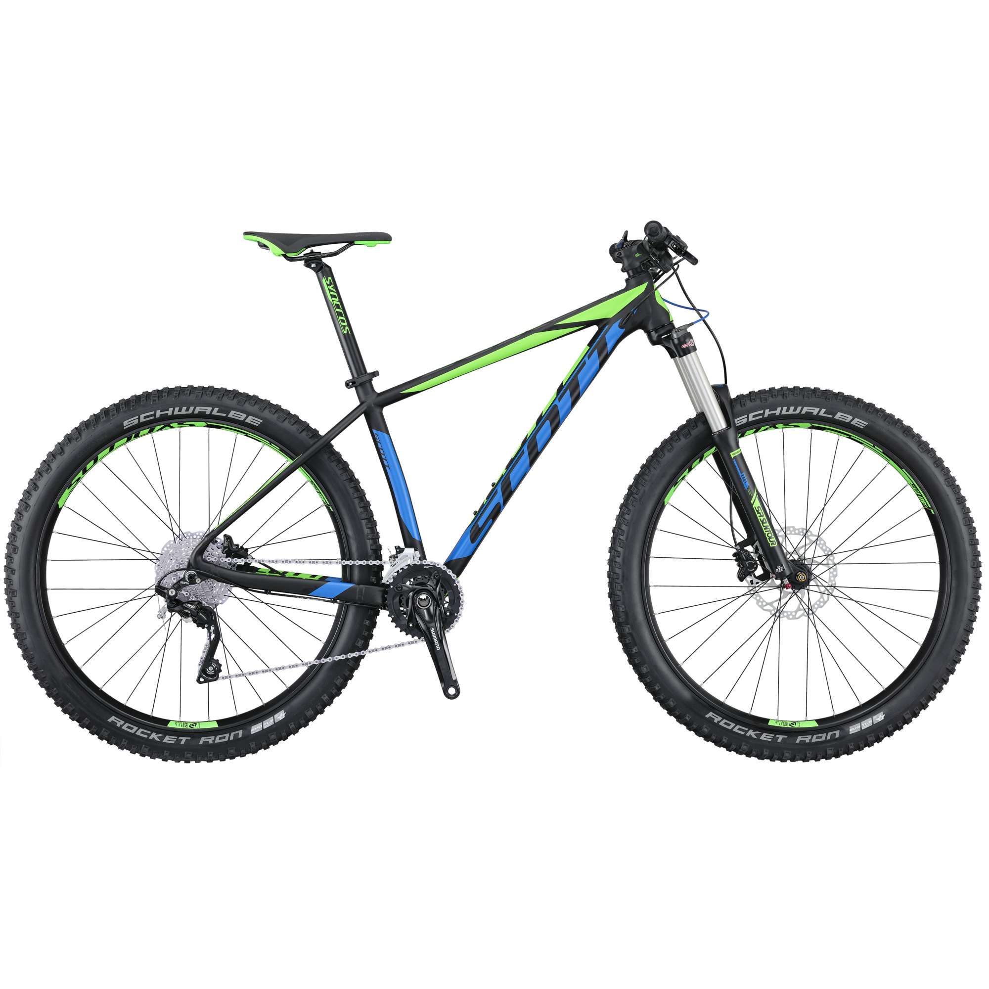 SCOTT Scale 720 Plus L 2016