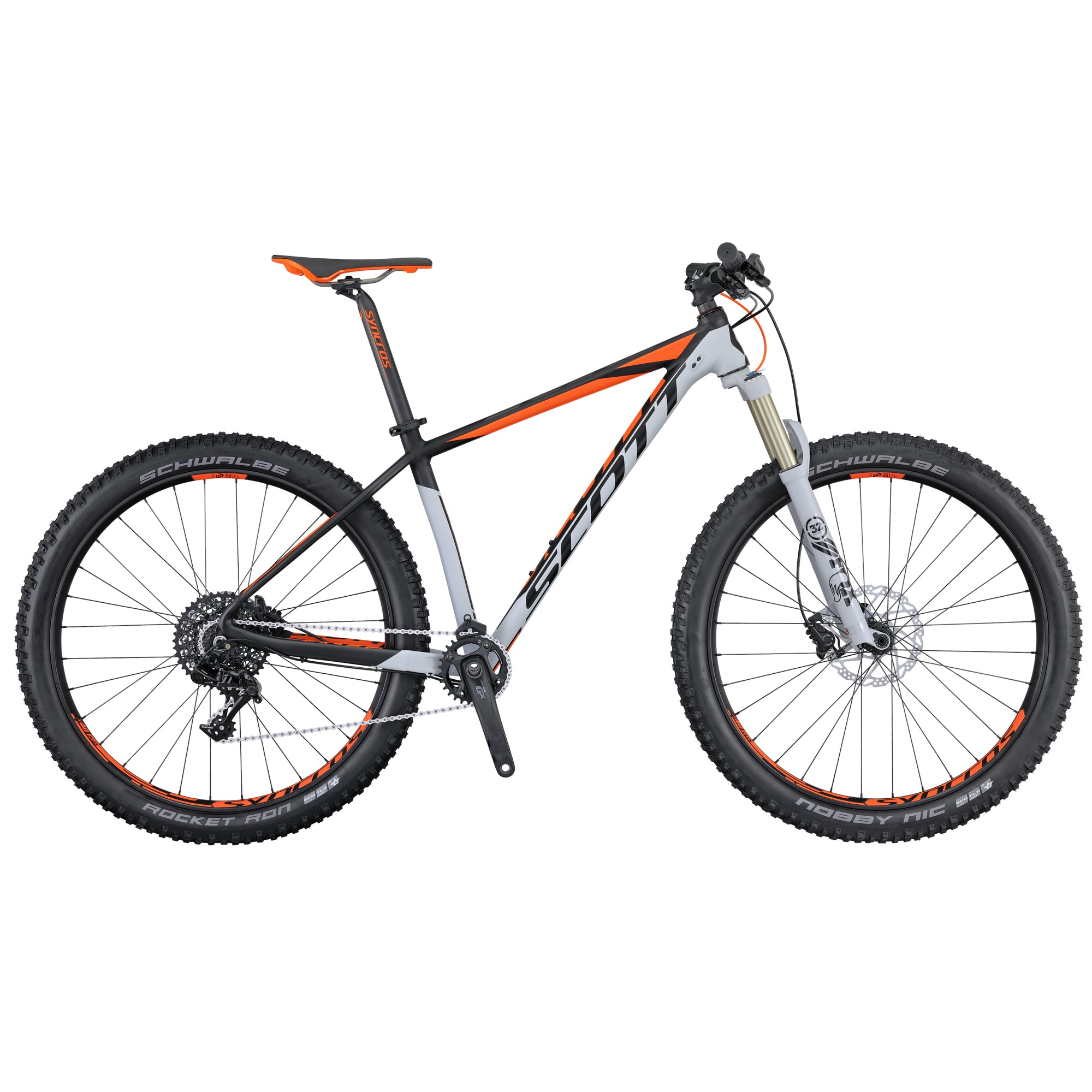 SCOTT Scale 710 Plus L 2016