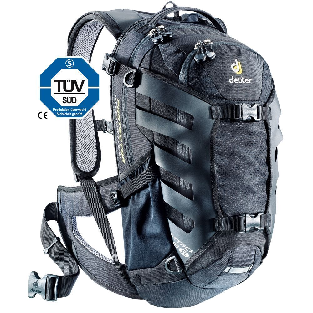 Deuter batoh attack 18 sl black