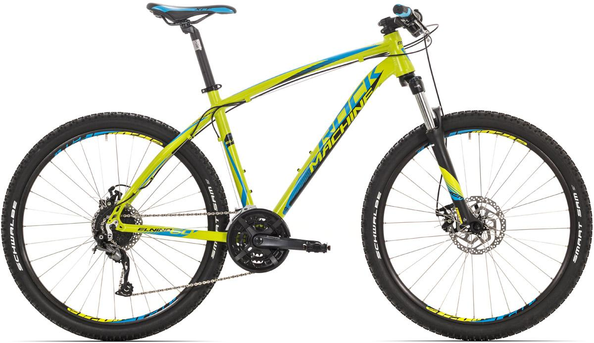 ROCK MACHINE El Nino 60 rad.yellow/blue/black