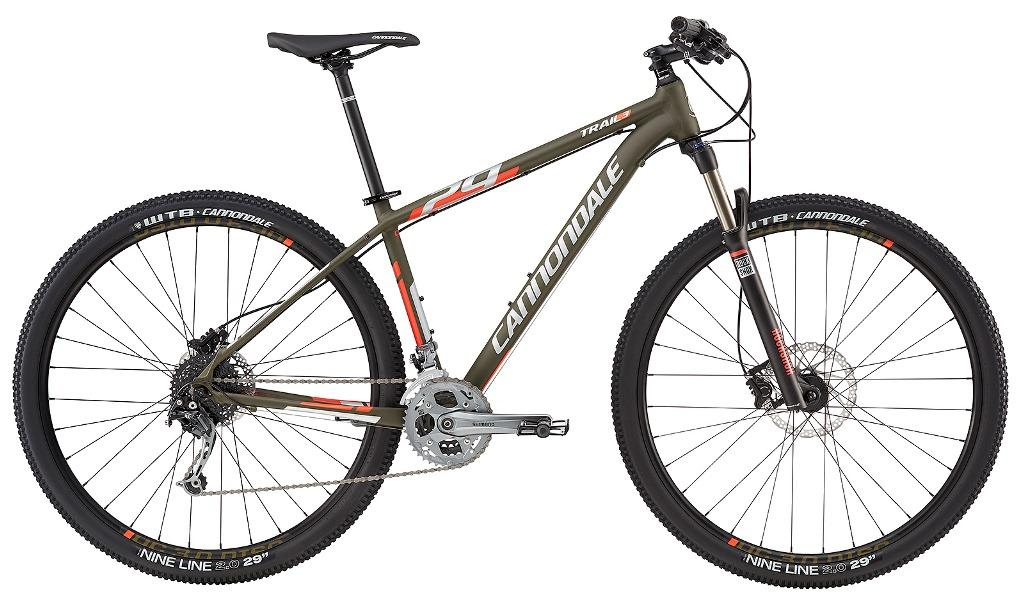 "Cannondale TRAIL 29"" 3"