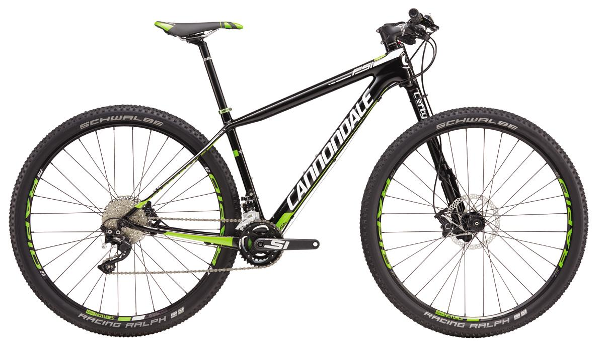 Cannondale F-Si CARBON 4 29""