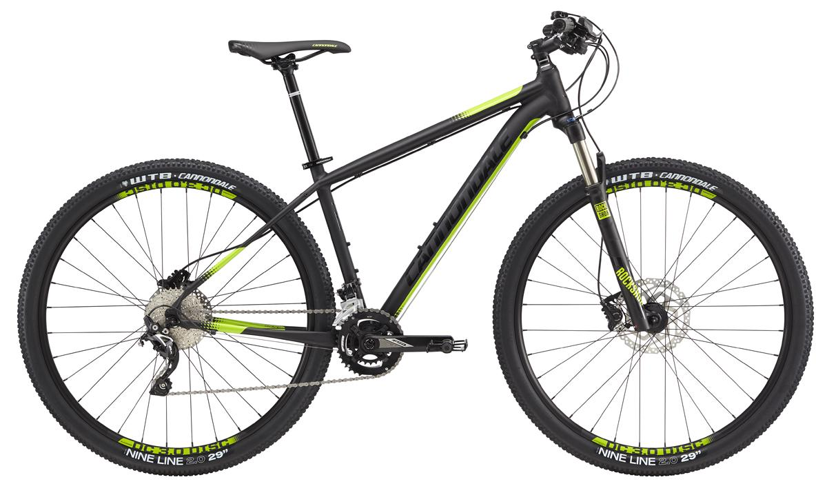 "Cannondale TRAIL 29"" 2 - BLK/GRN"