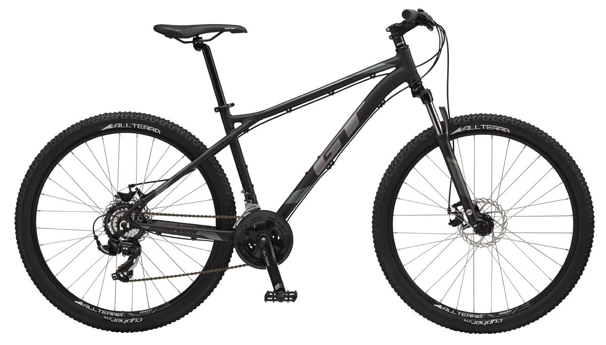 "GT AGGRESSOR 27,5"" SPORT, BLACK/GREY"