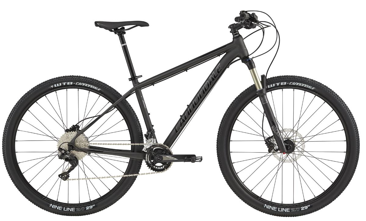 "Cannondale TRAIL 29"" 1 NIGHT BLACK"