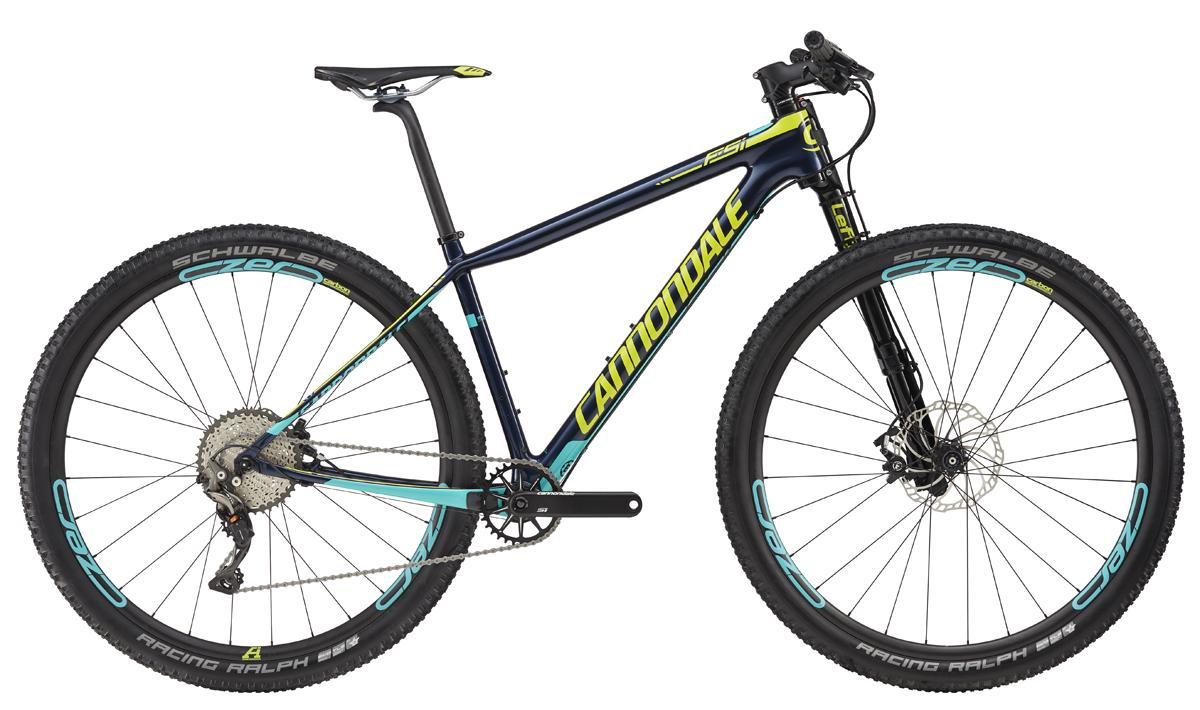 "Cannondale F-Si 29"" Carbon 2"