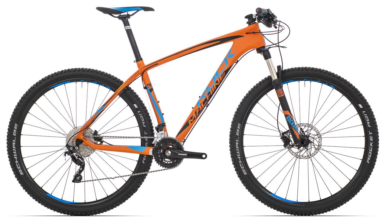 "ROCK MACHINE Explosion 30 29"" orange/blue/black"