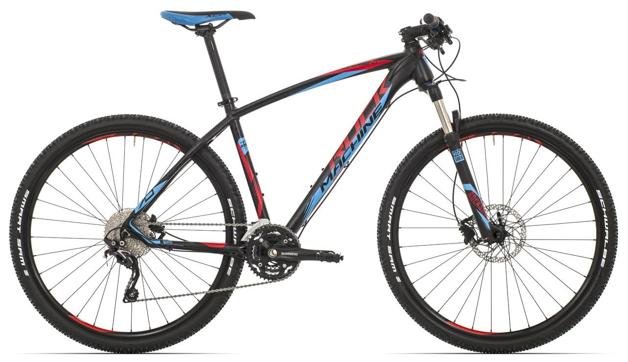 "ROCK MACHINE Torrent 70 29"" black/red/blue"