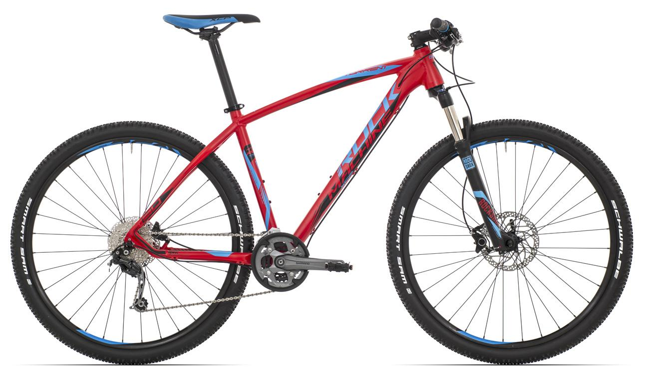 "ROCK MACHINE Torrent 50 29"" red/blue/black"